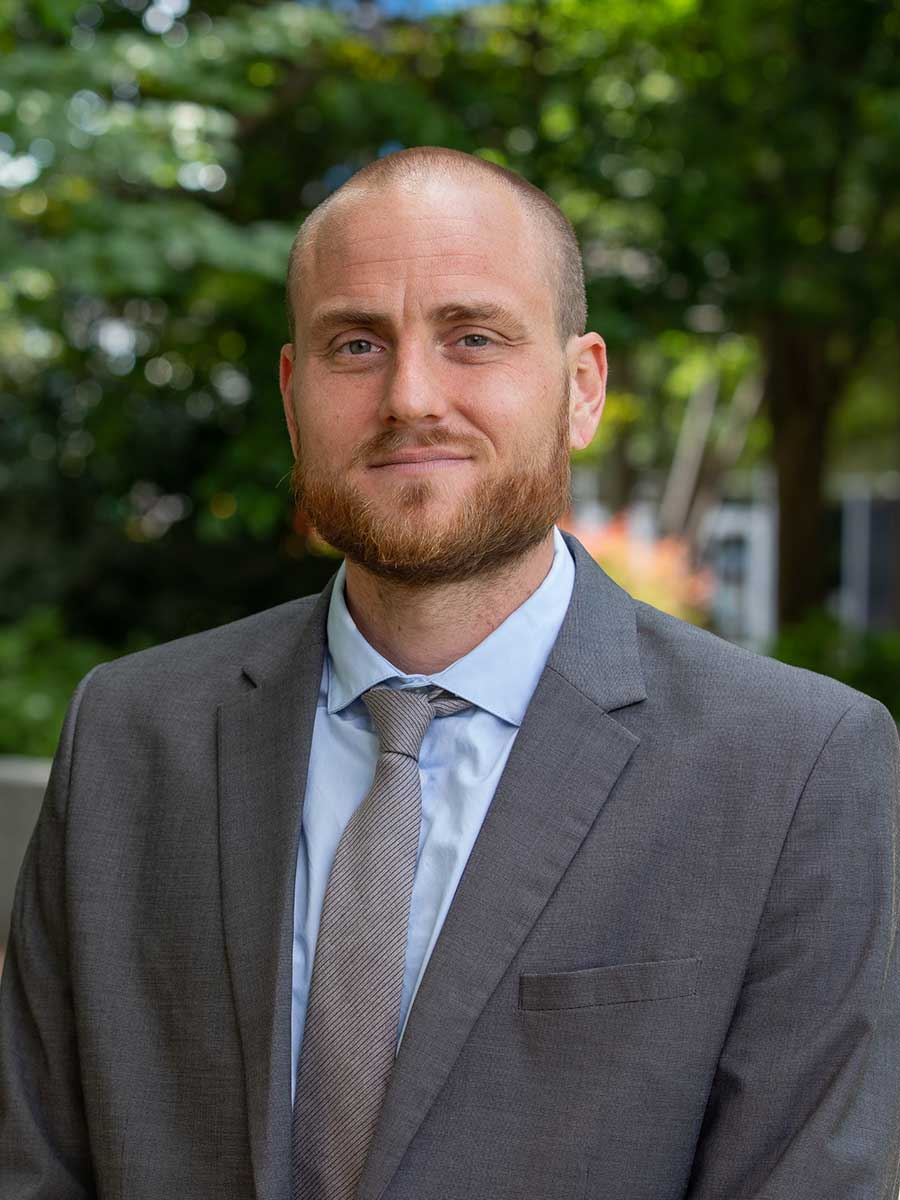 Daniel Karlsson, Director & COO, Triad Legal Group