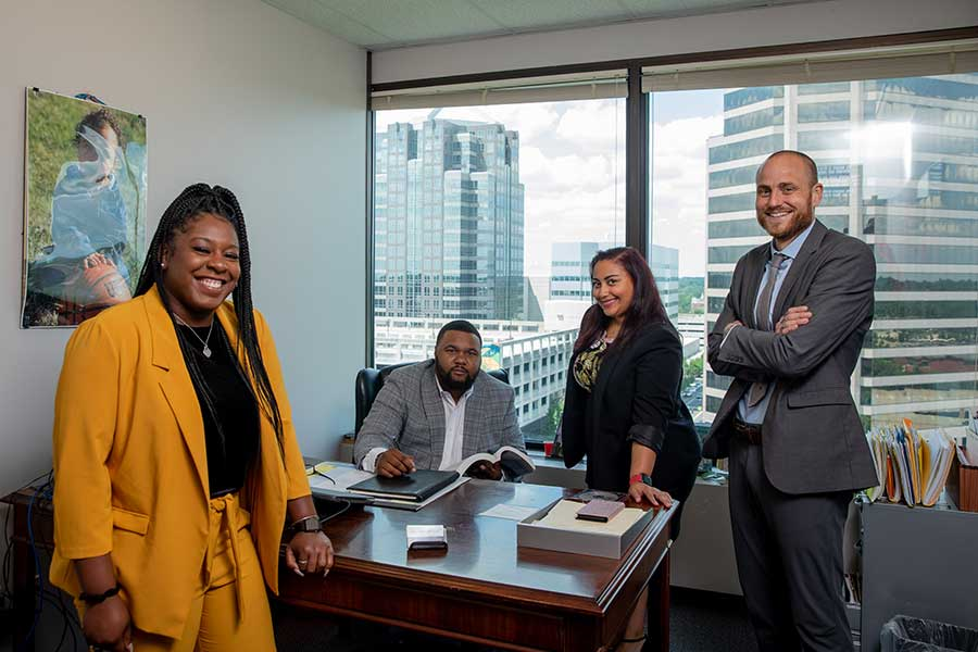 Triad Legal Group - we want to be your attorneys!